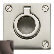 View Product - Venetian Bronze Flush Ring Pull
