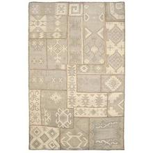 View Product - Patchwork Kilim Ivory 5x8