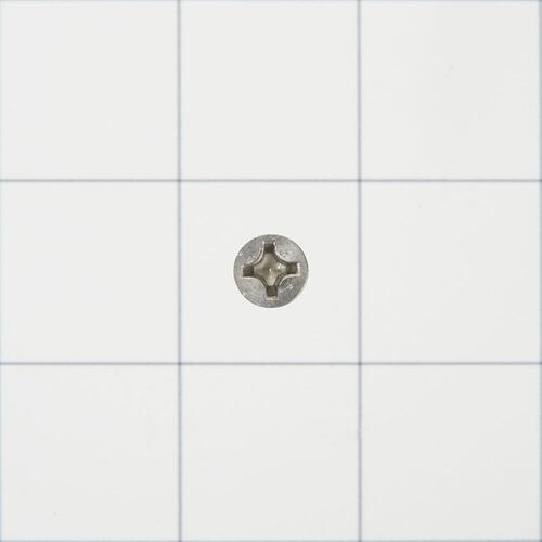 Whirlpool - Stainless Steel Backsplash