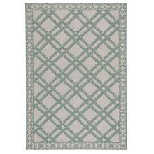 Finesse-Bamboo Trellis Spa Machine Woven Rugs