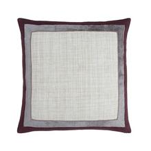 Dakota Pillow Cover Wine