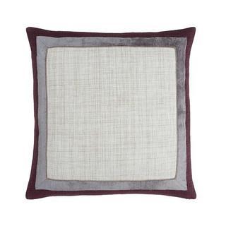 See Details - Dakota Pillow Cover Wine