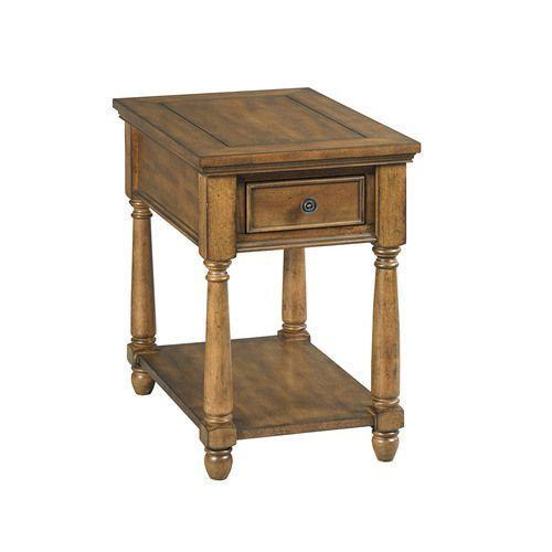Saddlebrook Chairside Table