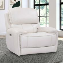 View Product - EMPIRE - VERONA IVORY Power Recliner