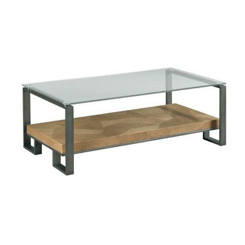 La-Z-Boy - Abstract Rectangular Cocktail Table