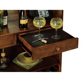 See Details - 695-114 Barossa Valley Wine & Bar Cabinet