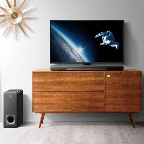 YAS-207 Black Sound Bar with DTS® Virtual:X