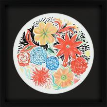 Floral Matisse Circle I