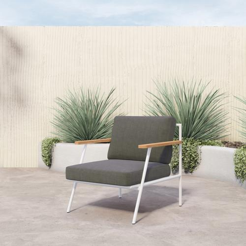 Charcoal Cover Aroba Outdoor Chair