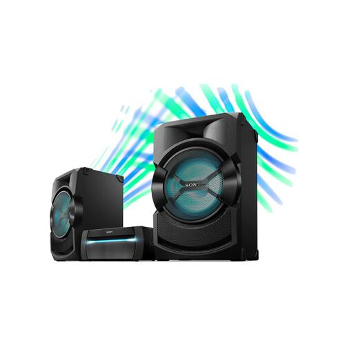 Gallery - High Power Home Audio System with Bluetooth ®