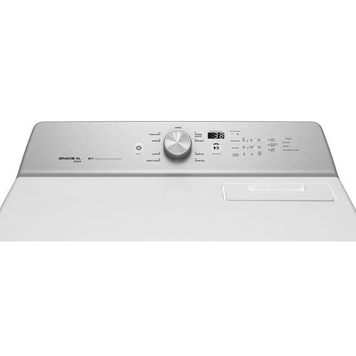 Gallery - Large Capacity Electric Dryer with Steam-Enhanced Cycles - 7.0 cu. ft. White