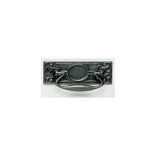 Product Image - While supplies last! Please choose carefully, as all sales on these items are final. Please read Outlet Terms & Conditions and Privacy Policy . Decorative Drop Pull in VI (Vintage Iron)