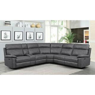Albany Motion 6 Piece Power Sectional
