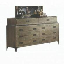 ACME Athouman Dresser - 23925 - Weathered Oak