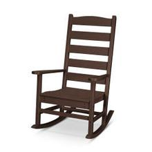 View Product - Shaker Porch Rocking Chair in Mahogany