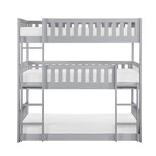 See Details - Triple Bunk Bed