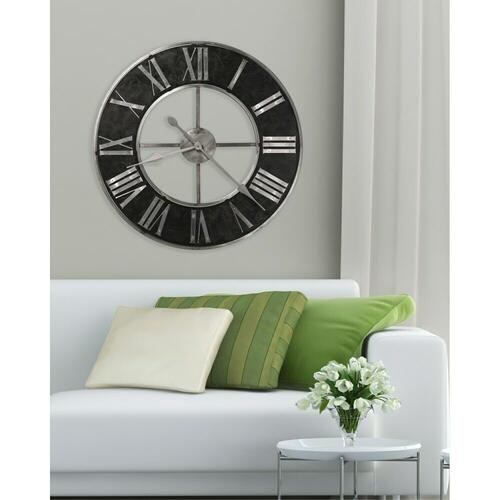 Howard Miller - Howard Miller Dearborn Oversized Wall Clock 625573