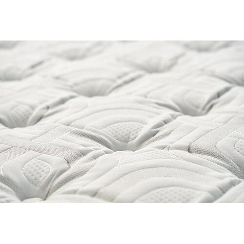 Response - Premium Collection - Satisfied - Plush - Euro Pillow Top - Cal King