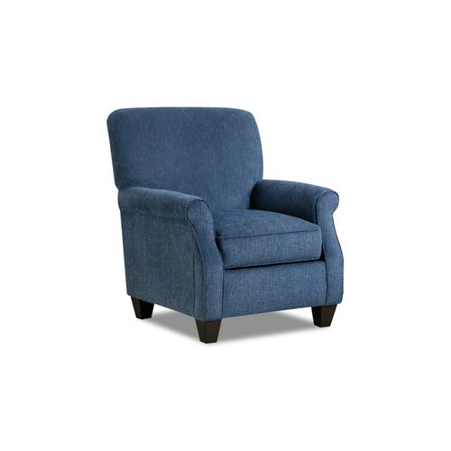 1030 - Perth Teal Accent Chair