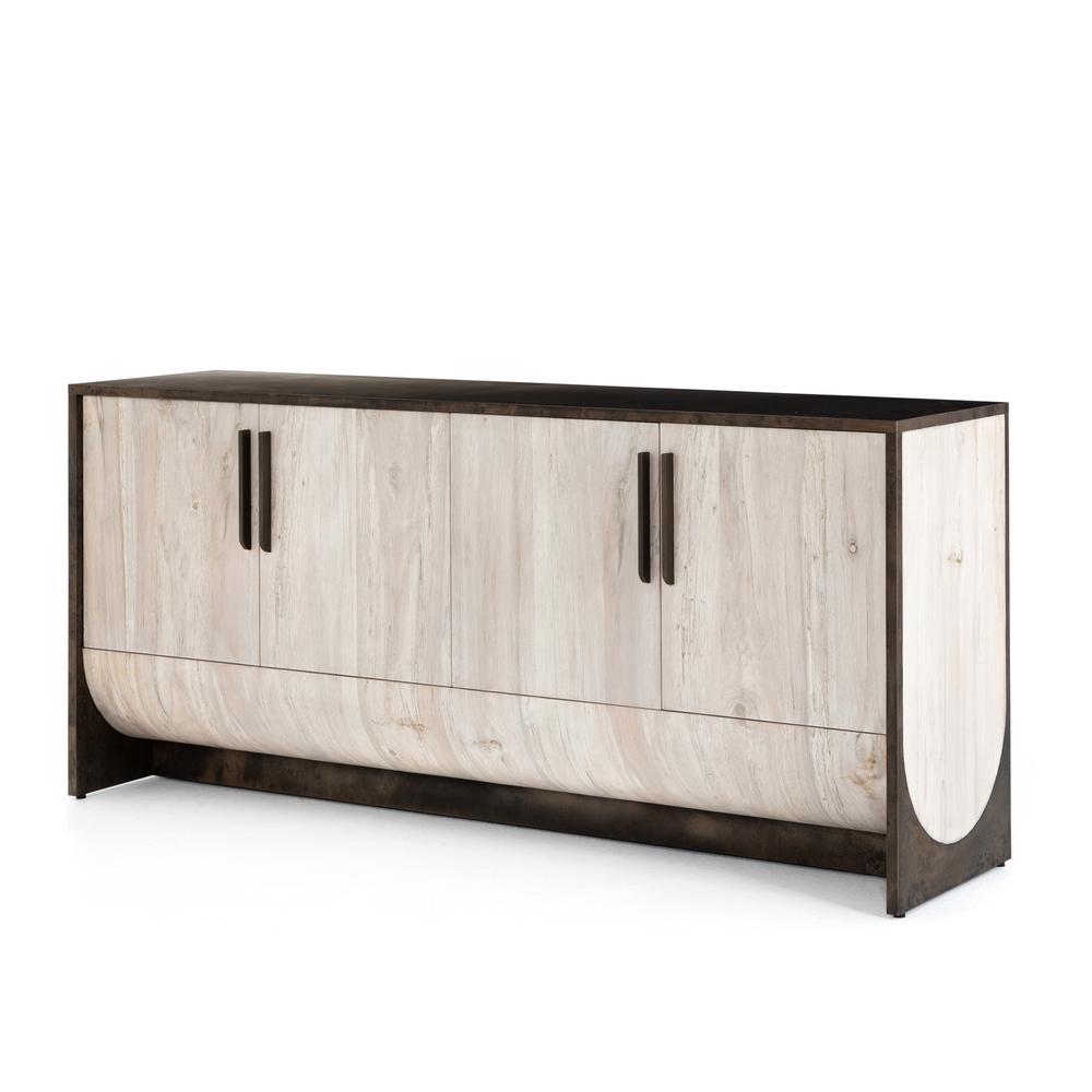 See Details - Loros Sideboard-bleached Spalted Oak