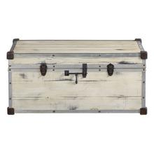 See Details - Accent Trunk - Rustic Bohemian Finish