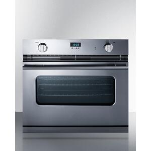 "Summit30"" Wide Gas Wall Oven"