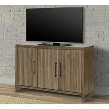 CROSSINGS MALDIVES 57 in. TV Console