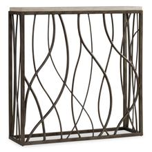 See Details - Thin Metal Console
