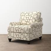 Custom Upholstery Chair