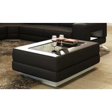Divani Casa EV48 Modern Bonded Leather Coffee Table