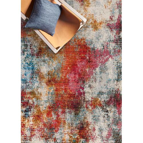 Fuego-Alonso Fire Multi Machine Woven Rugs
