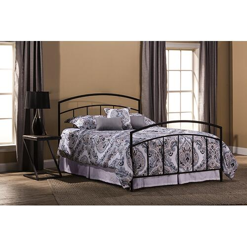 Gallery - Julien Bed Set - Full - Rails Not Included