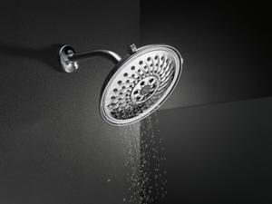 Chrome H 2 Okinetic ® 3-Setting Raincan Shower Head Product Image