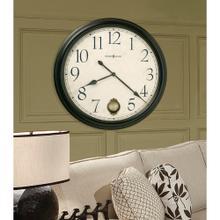 See Details - Howard Miller Glenwood Falls Oversized Wall Clock 625444