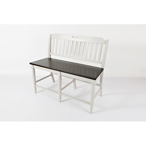 Product Image - Orchard Park Slatback Counter Bench