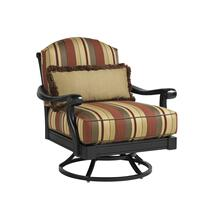 See Details - Swivel Lounge Chair