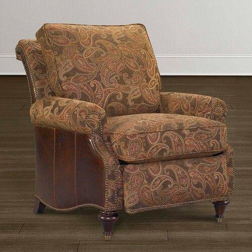 Oxford Leather Recliner