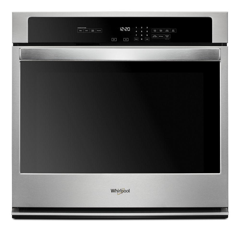 Whirlpool4.3 Cu. Ft. Single Wall Oven With The Fit System
