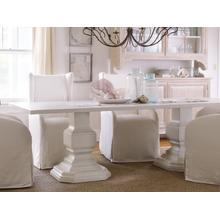 Double Pedestal Killington Dining Table