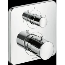 See Details - Chrome Thermostatic Trim with Volume Control and Diverter