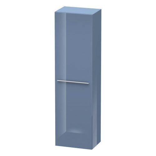 Duravit - Tall Cabinet, Stone Blue High Gloss (lacquer)