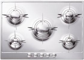 SmegCooktop Stainless steel PU75ES