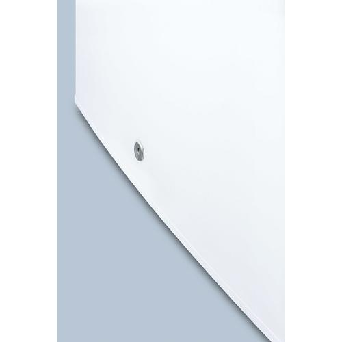 Product Image - Compact Manual Defrost All-freezer With Lock and Probe Hole