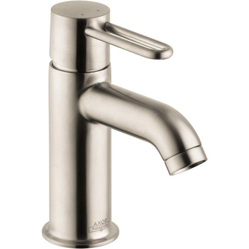 Brushed Nickel Single-Hole Faucet 90 with Pop-Up Drain, 1.2 GPM