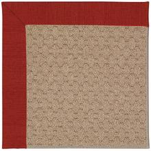 Creative Concepts-Grassy Mtn. Canvas Cherry Machine Tufted Rugs