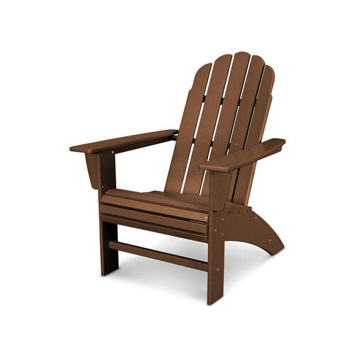 Teak Vineyard Curveback Adirondack Chair