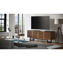 View Product - Corridor 8179 Media Console in Natural Walnut