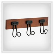 View Product - Industrial Label 18 in. Hook Rack
