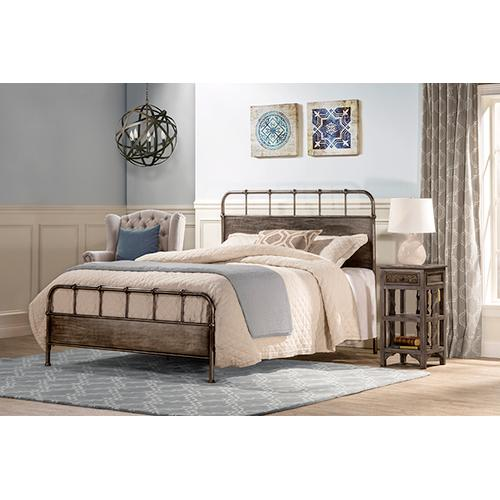 Product Image - Grayson Bed Set - King - Rails Not Included
