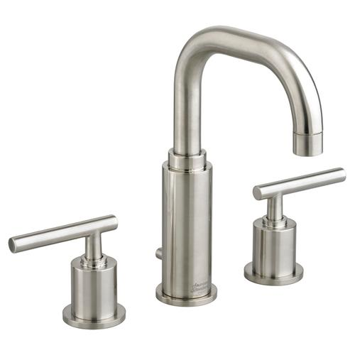 "Serin 8"" Widespread Faucet  High Arc  American Standard - Brushed Nickel"
